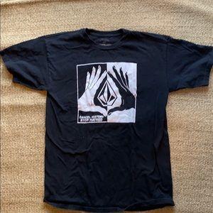 Volcom M S/S t-shirt Sz M
